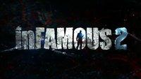 'inFamous 2'. Gameplay de una persecución trepidante