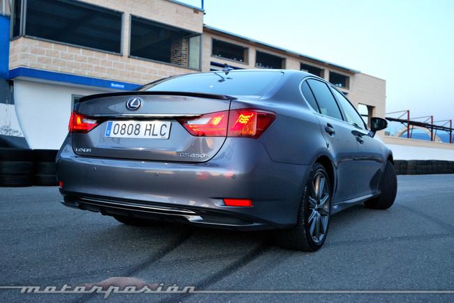 Lexus GS 450h F Sport