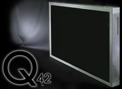 Q42, un ordenador con pantalla de 42 pulgadas