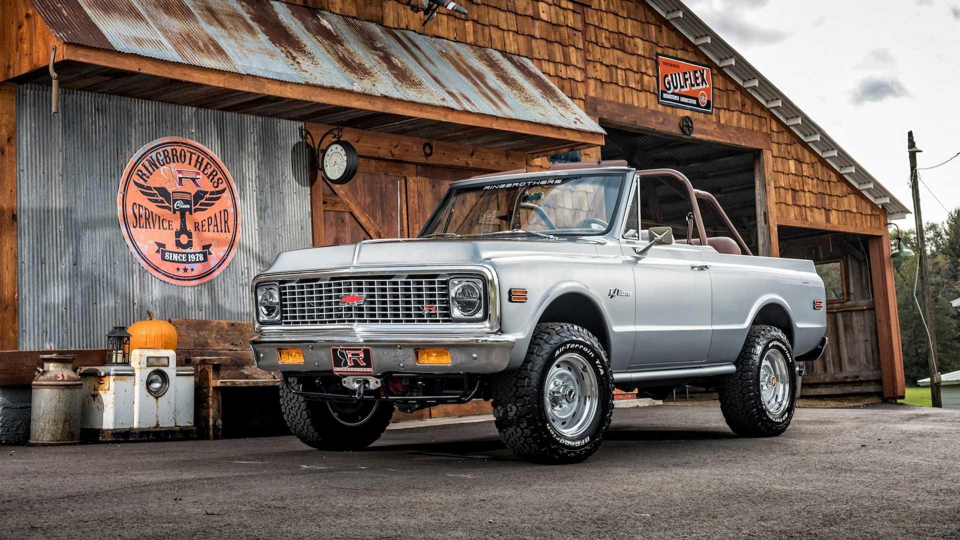 Ringbrothers Chevrolet K-5 Blazer 1971