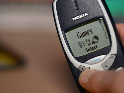¿Pagarías, preso de la nostalgia, 59 euros por uno de los nuevos Nokia 3310?