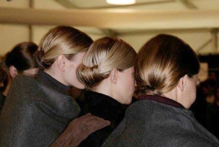 Pasos a seguir para hacer el peinado de Carolina Herrera de la Semana de Moda de Nueva York