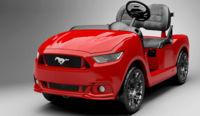 ¿Quieres un Mustang carrito de golf? Pues vete ahorrando porque cuesta lo que un coche