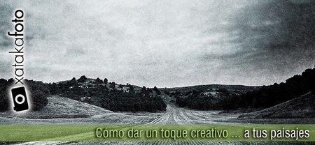 Cómo dar un toque creativo a tus paisajes
