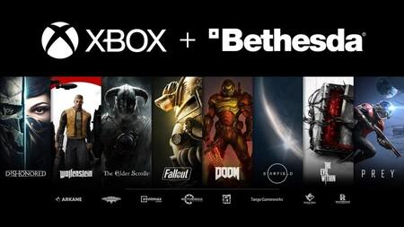 Xbox Bethesda Juegos