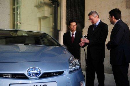 Toyota Prius Plug-In de Alberto Ruiz Gallardon