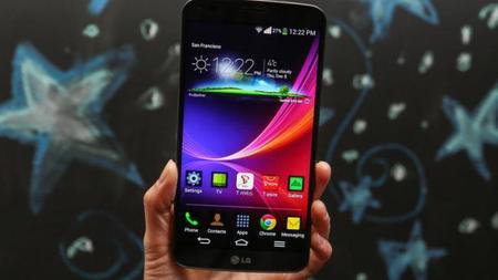 LG G Flex 2 podría llegar para el CES 2015