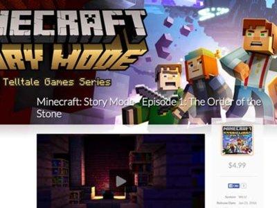 Minecraft: Story Mode también llegará a Wii U con funciones especiales