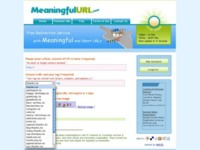 Meaningful URL, generando urls cortas de forma personalizada