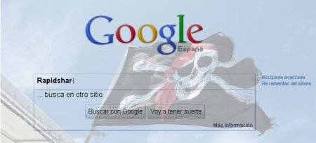 Google inicia la censura de descargas ilegales