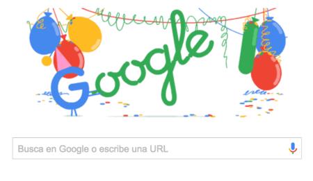 ¡Feliz cumpleaños, Google! El gigante de internet celebra su aniversario número 18