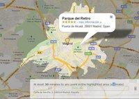 Mapnificent: cuán lejos puedes llegar en cierto tiempo utilizando el transporte público