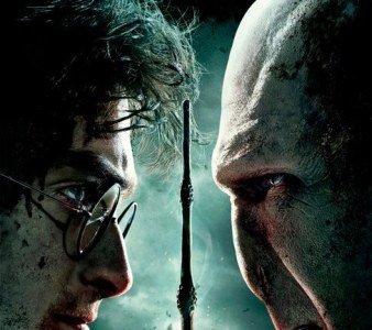 'Harry Potter y las reliquias de la muerte. Parte II', cartel