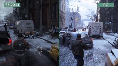 La comparación definitiva: The Division - E3 2013 contra el juego final corriendo en PC