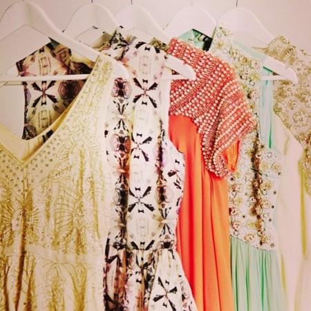 Vestidos de edición limitada en TopShop para lucir diferentes épocas
