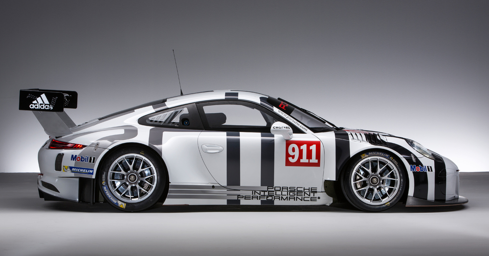 Foto de Porsche GT3 R 2015 (3/6)