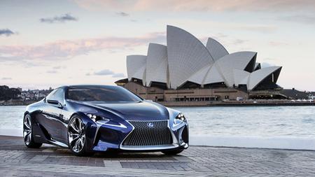 Lexus LF-LC Blue, 500cv para el deportivo híbrido del futuro