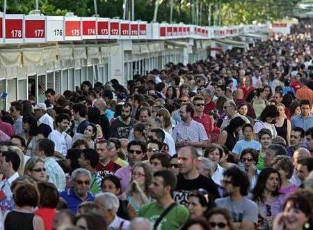 Feria del Libro de Madrid 2010