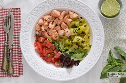 Tu dieta semanal con Vitónica: menú de dieta DASH para cuidar la salud y perder peso