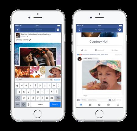 Ya puedes agregar GIF's en los comentarios de Facebook