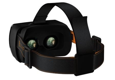 Las Razer HDK2 son las rivales directas de las Oculus Rift... por 200 dólares menos