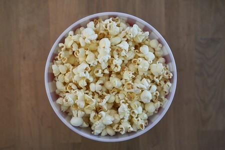 Palomitas de maíz: ¿realmente un snack saludable?