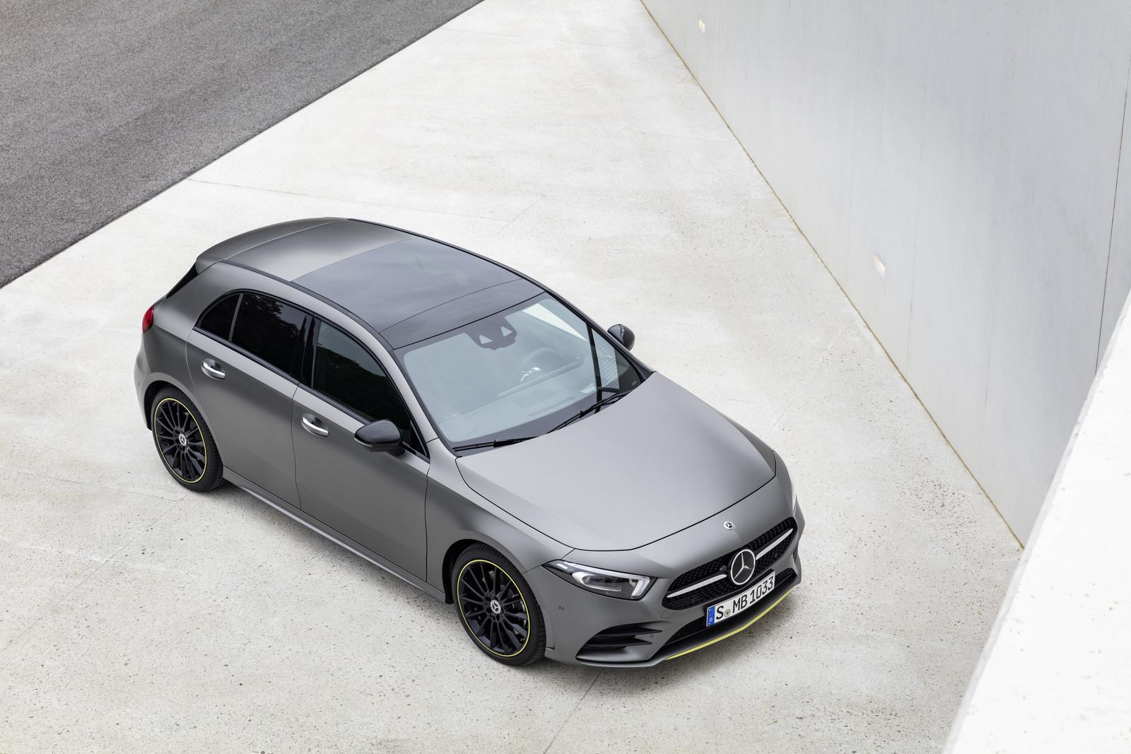 Foto de Mercedes-Benz Clase A 2018 (38/139)
