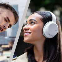 Sony presenta dos nuevos modelos de auriculares inalámbricos con cancelación de ruido a un precio más reducido