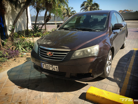 Geely Emgrand Cuba oficina alquiler