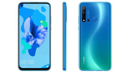 P20 Lite 2019: Huawei aprovecharía la popularidad del gama media de 2018 para meterle cuatro cámaras y un agujero en la pantalla