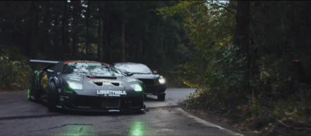 Si pensabas que era imposible ver un Lamborghini Murciélago haciendo Drift, piensalo dos veces