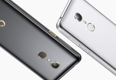 Vodafone Smart N9 Trasera