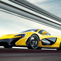 Foto 3 de 9 de la galería mclaren-p1-amarillo en Motorpasión