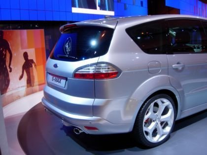 Ford S-MAX Sport Plus