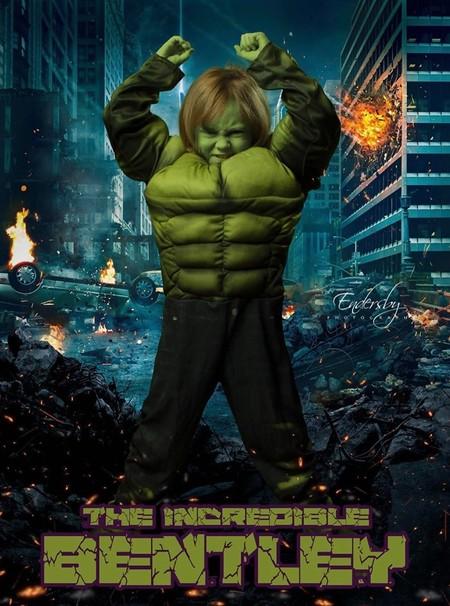 Ninos Superheroes 5