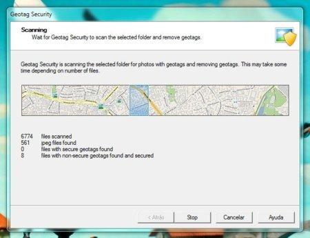 GeoTag Security ayuda a proteger nuestra privacidad borrando la geolocalización de las fotos