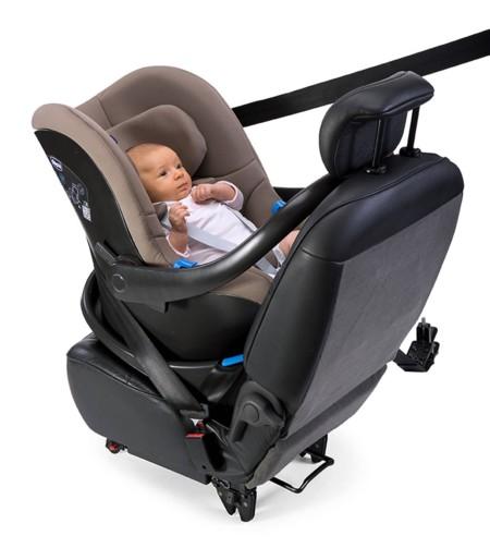 Del capazo a la silla de paseo qu cambios vive nuestro for Coches con silla para bebe