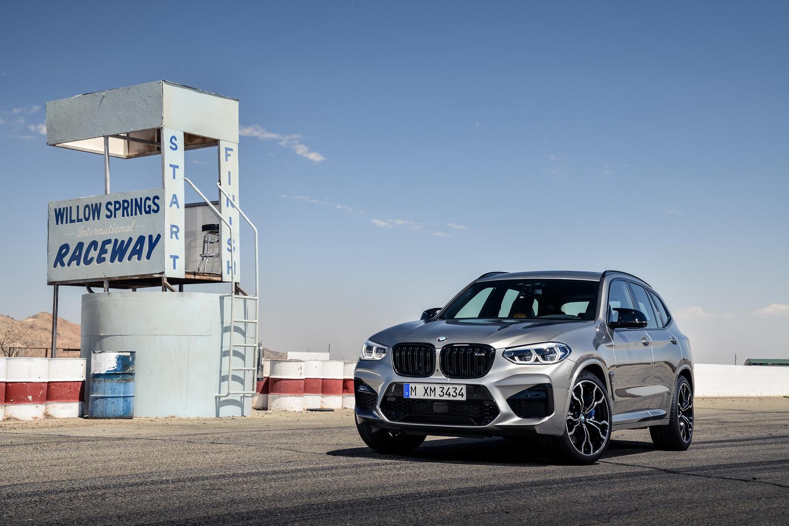 Foto de BMW X3 M 2020 (Presentación) (65/80)