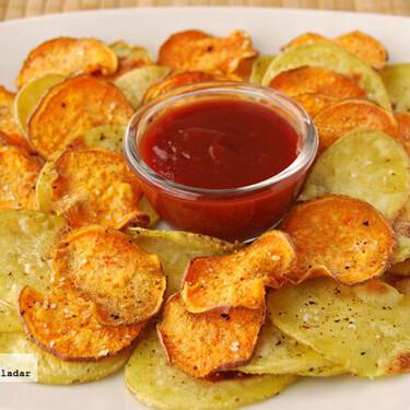 Las mejores opciones para un picoteo saludable, perfectas para reemplazar las patatas fritas