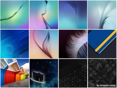 Descarga Los Wallpapers De Los Samsung Galaxy S6