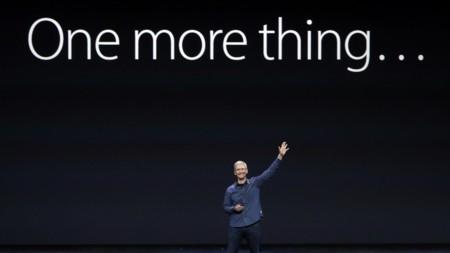One More Thing... Carga rápida para el iPhone 7, una app que compara el contenido de carpetas y la llegada de Duo