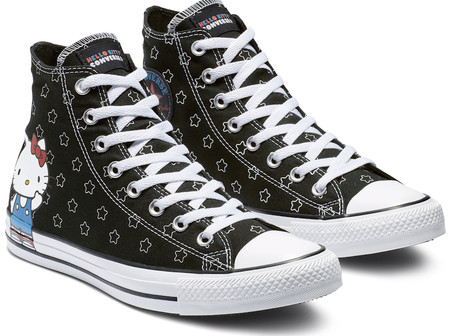 Onverse X Hello Kitty Chuck Taylor All Star High Top