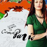 Carmen París, una aragonesa que homenajea  los ritmos del mundo