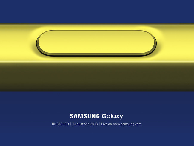 Cómo seguir la presentación del nuevo Samsung Galaxy Note 9 desde México [Finalizado]