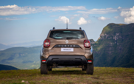 Renault Duster 2021 Mexico 44