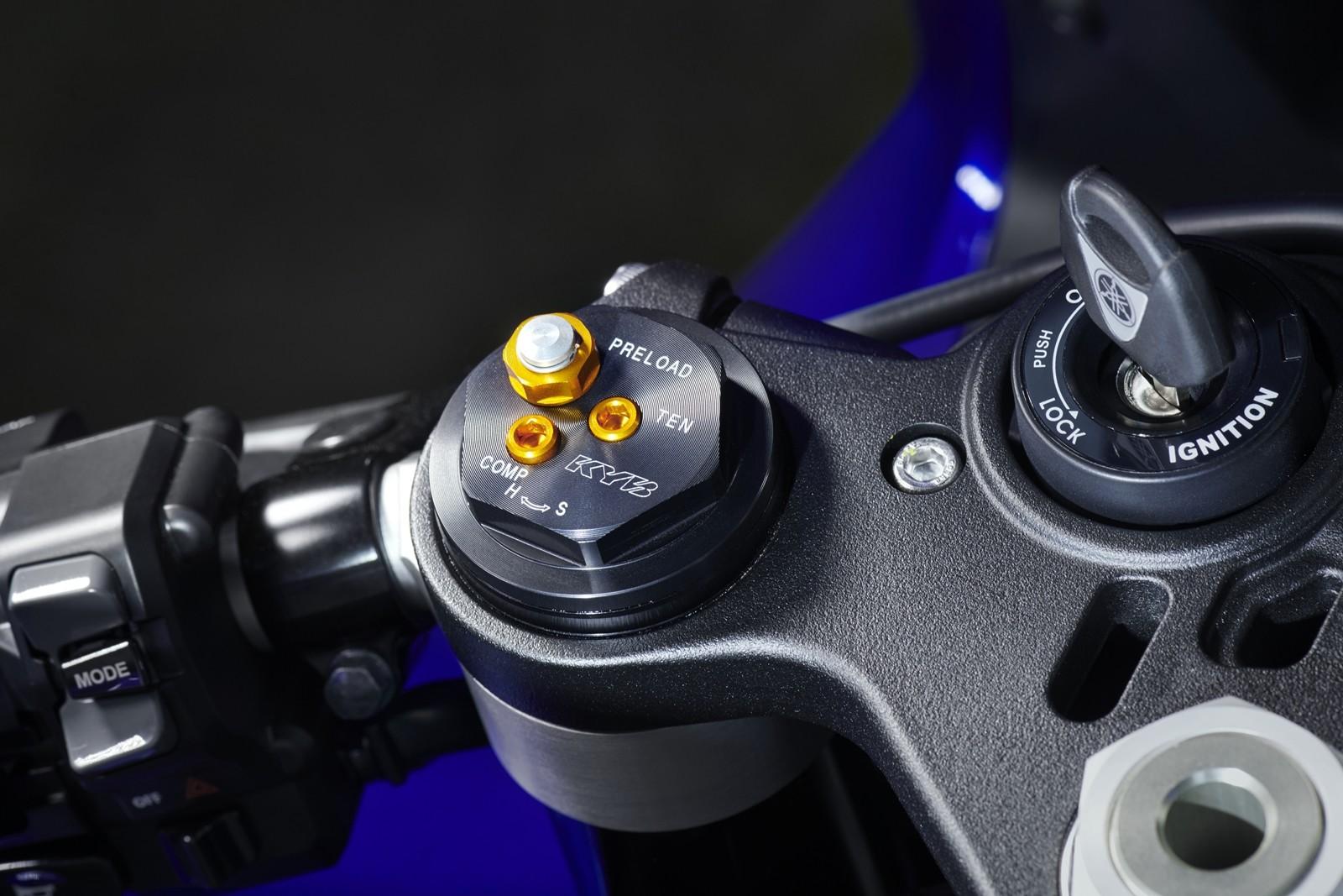 Foto de Yamaha YZF-R1 2020 (17/61)