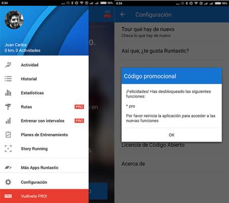 Runtastic está de aniversario y nos regala la versión Pro de su aplicación el 14 de junio