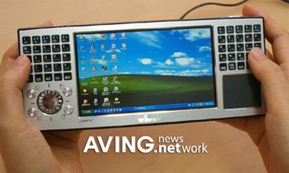 Wibrain B1, UMPC con pantalla de 4.8 pulgadas