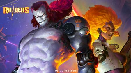 Raiders of the Broken Planet estrenará su tercera expansión, La Traición del Hades, en abril. Este es su primer tráiler