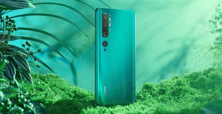 Xiaomi Mi Note 10: sube el nivel en fotografía móvil con cinco cámaras, cinco aumentos y 108 megapíxeles